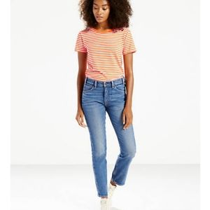 NWT Levi's 505C Cropped Size 27